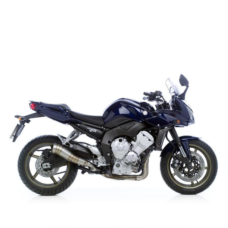 leovince silencieux gp pro inox pour fz1 fazer 2006 2009 rn16 ii v motokristen
