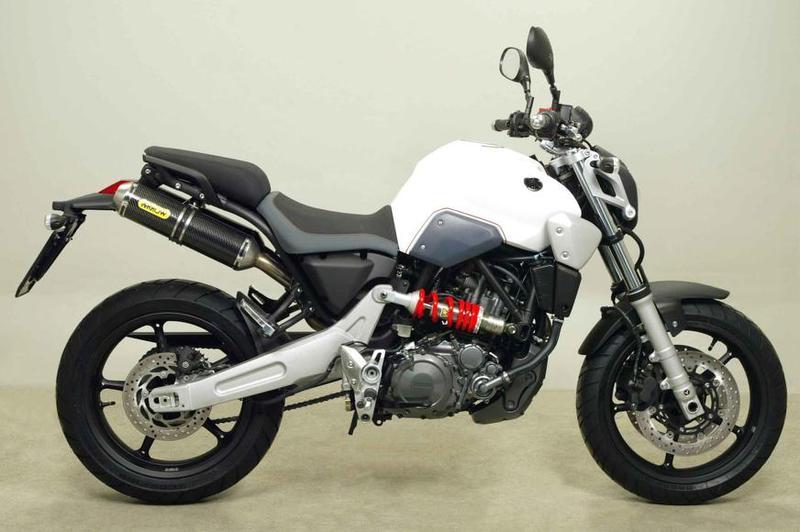 2 silencieux arrow pro racing carbone pour mt03 rm02 motokristen. Black Bedroom Furniture Sets. Home Design Ideas