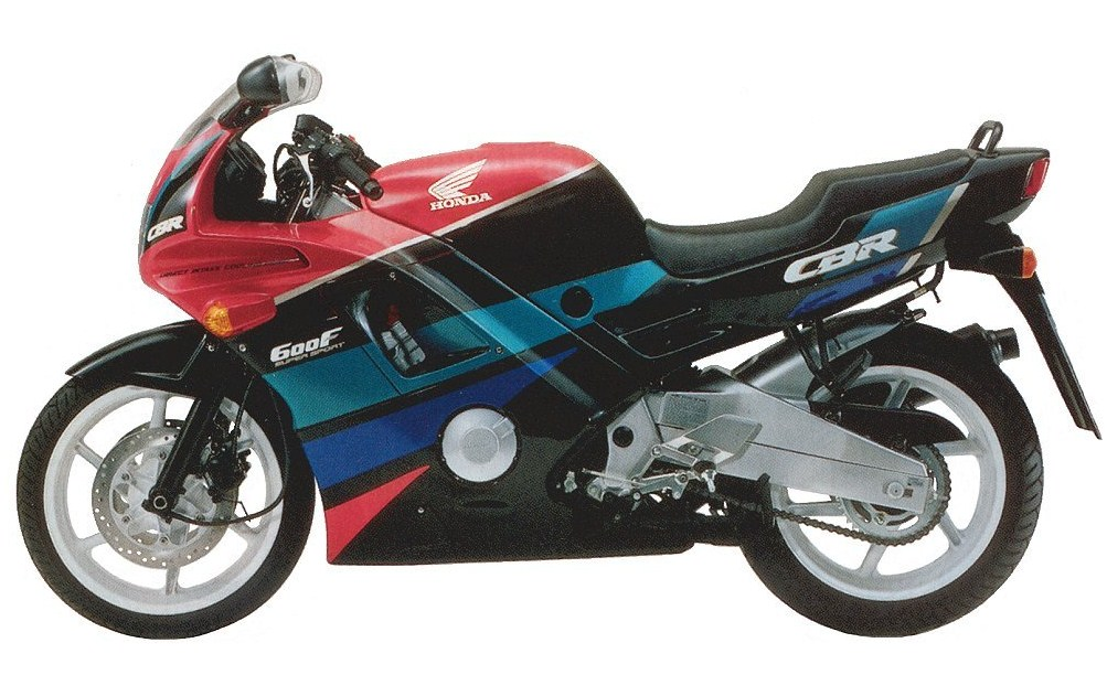 echappements pour honda cbr 600f pc25 1991 1994 motokristen. Black Bedroom Furniture Sets. Home Design Ideas