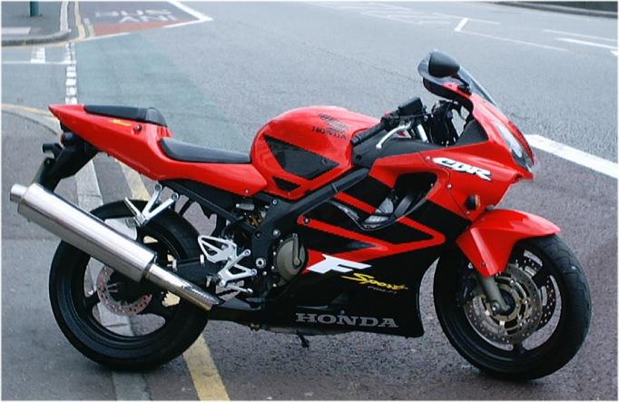 Cbr Fs on 2002 Honda Xr 600