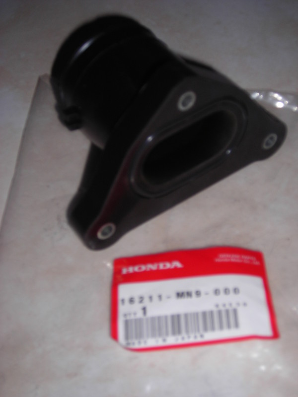 Pipe D Admission Pour Honda Nx650 Dominator Motokristen