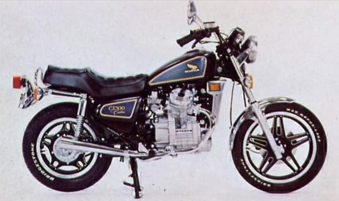 Echappements Pour Honda CX 400C NC06 1982 83