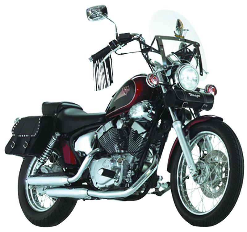 Accessoire moto 125 virago